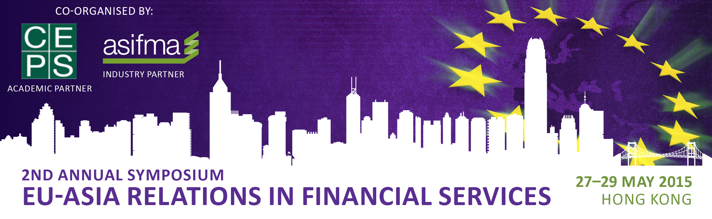 2nd Annual Symposium On Eu Asia Relations In Financial Services