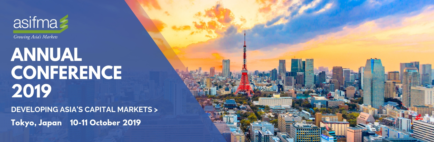 ASIFMA Annual Conference 2019: Developing Asia's Capital